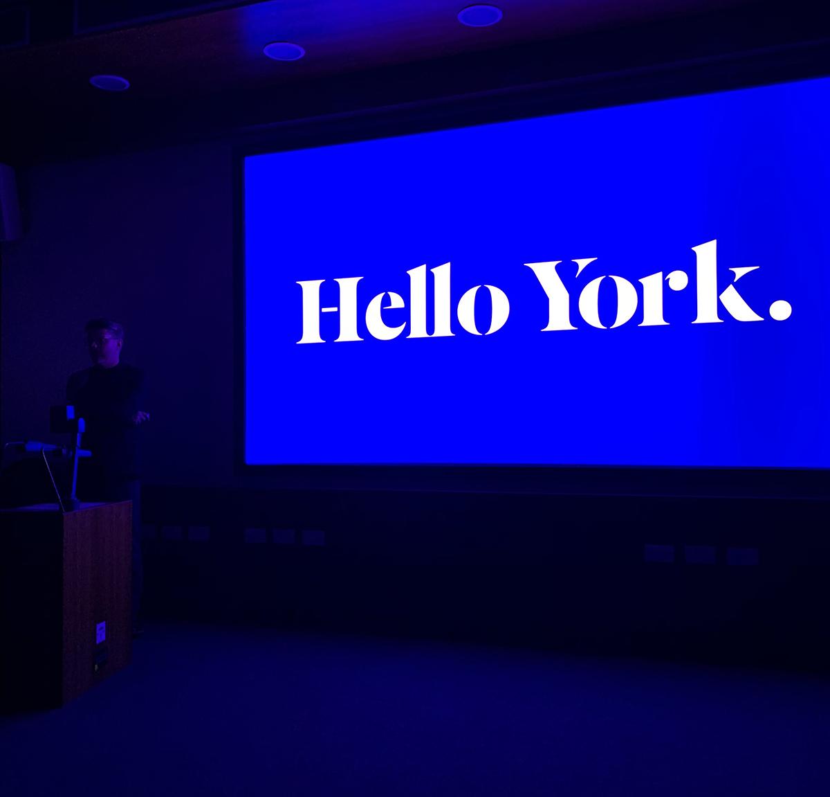 Altogether Creative visit York Design Week.